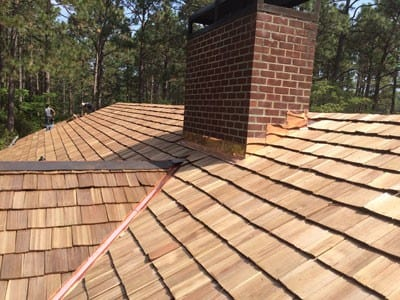 Testimonials for Creed and Garner Roofing in Aberdeen NC